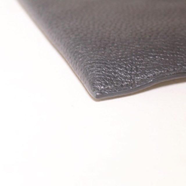 MICHAEL KORS Black Leather Clutch 25227 f