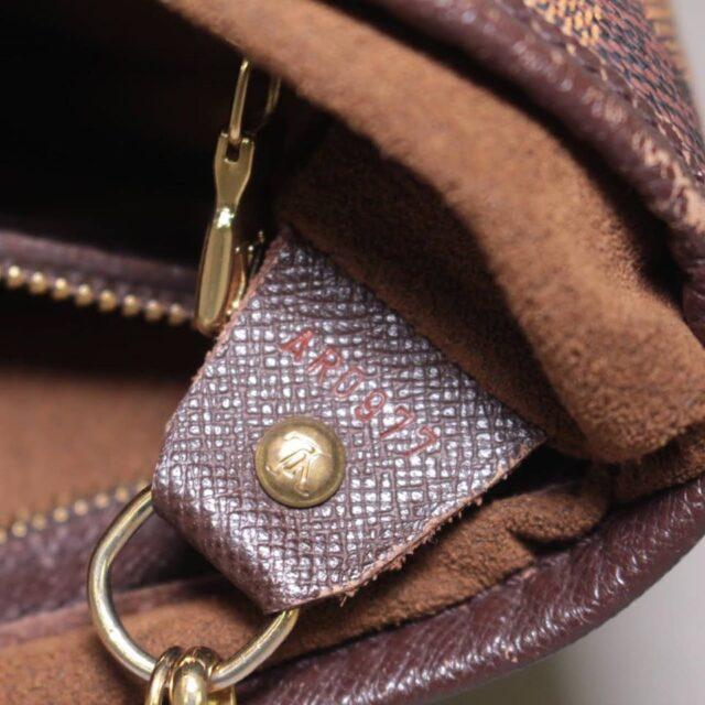 LOUIS VUITTON Damier Ebene Bucket Handbag 25401 d