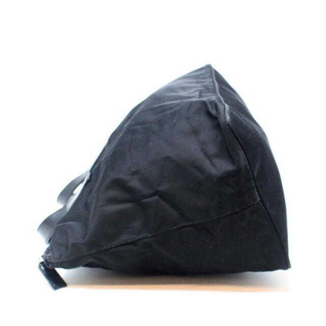 PRADA Black Nylon Tote 25885 b