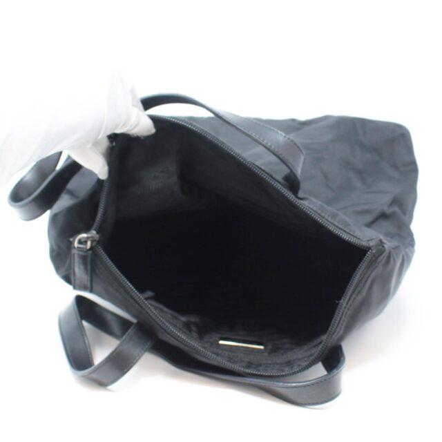 PRADA Black Nylon Tote 25885 d