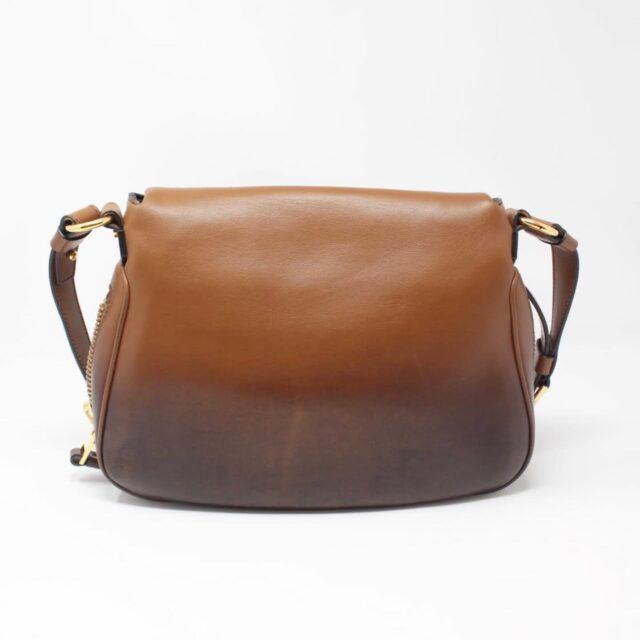 TOM FORD Brown Jennifer Handbag Crossbody 25920 b