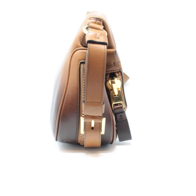 TOM FORD Brown Jennifer Handbag Crossbody 25920 c