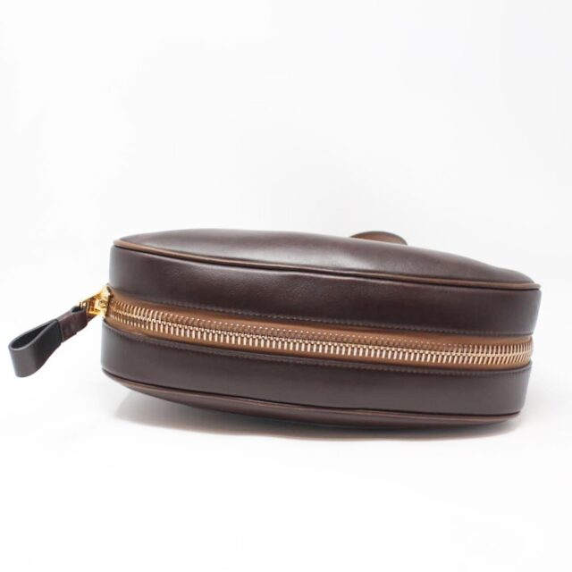 TOM FORD Brown Jennifer Handbag Crossbody 25920 d