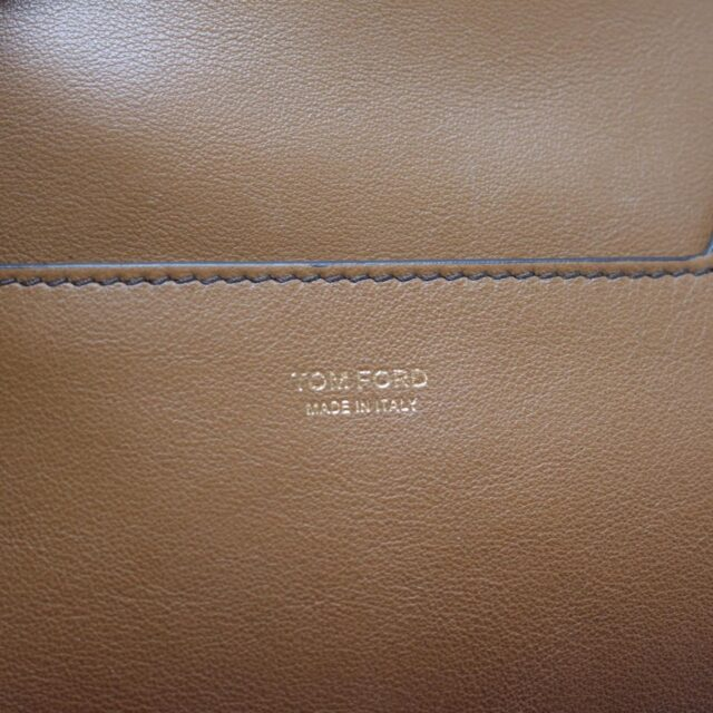TOM FORD Brown Jennifer Handbag Crossbody 25920 f
