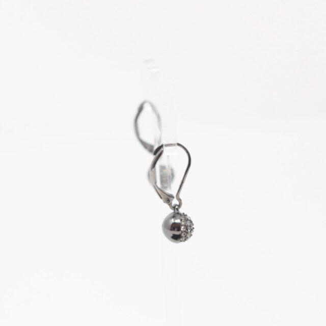 KATE SPADE Dark Gray Drop Earrings 25969 c
