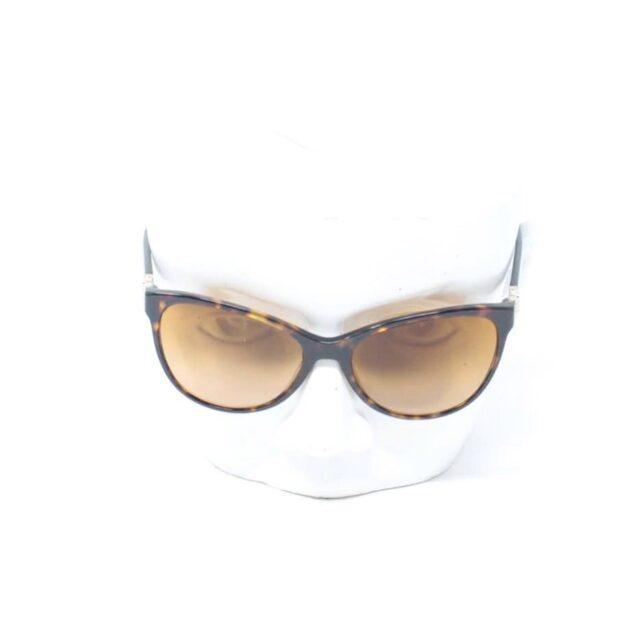 BVLGARI Brown Cat Eye Sunglasses 26439 c