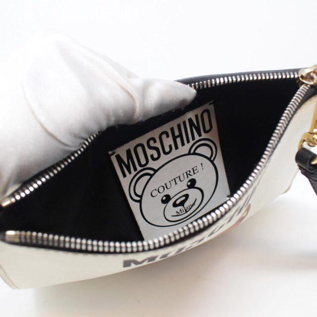 MOSCHINO White Bear Pouch 26405 g