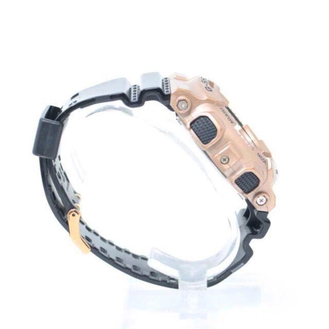 CASIO G Shock Black Rose Gold Watch 26498 b