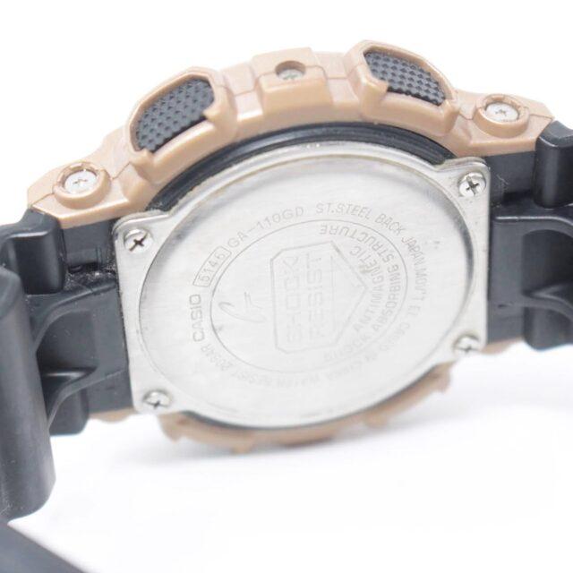 CASIO G Shock Black Rose Gold Watch 26498 c