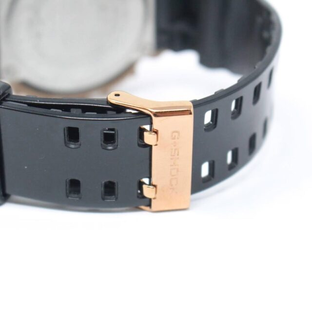 CASIO G Shock Black Rose Gold Watch 26498 d