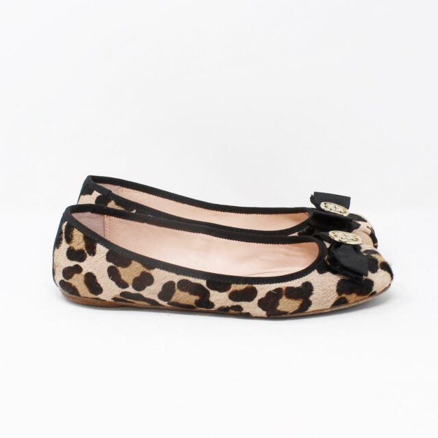 KATE SPADE Leopard Flats US 8 EU 38 28122 3