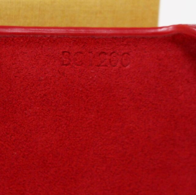 LOUIS VUITTON Red Iphone 11 Pro Max Case 27581 2