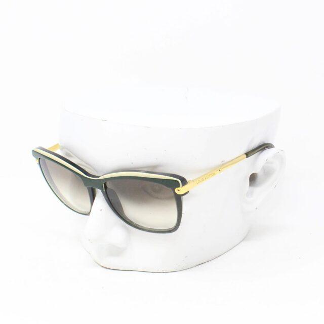 LOUIS VUITTON Squared Oversized Acetate Sunglasses 28818 1