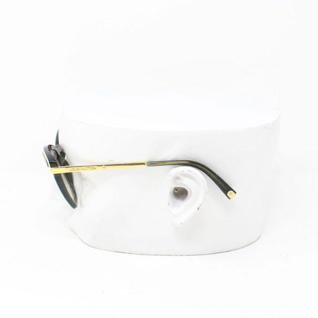 LOUIS VUITTON Squared Oversized Acetate Sunglasses 28818 2