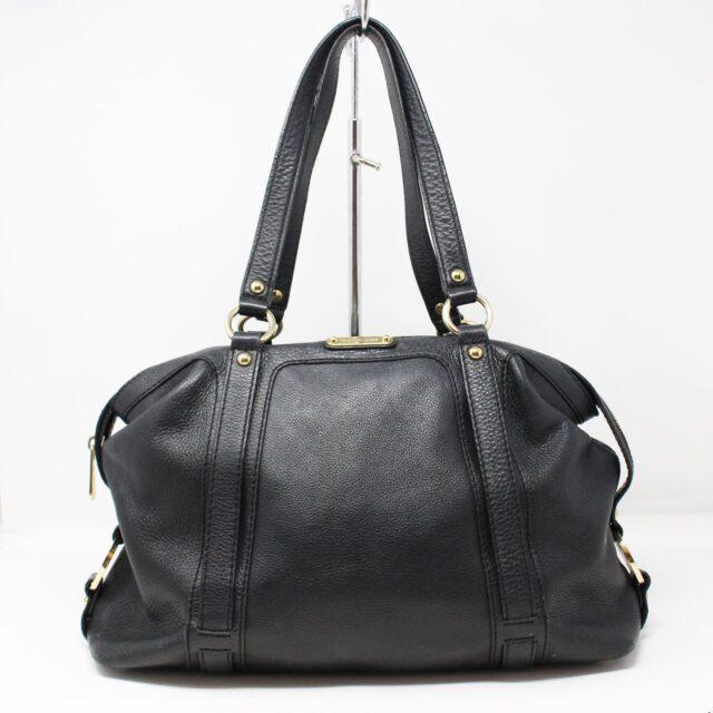 MICHAEL KORS Black Leather Handbag 27905 3