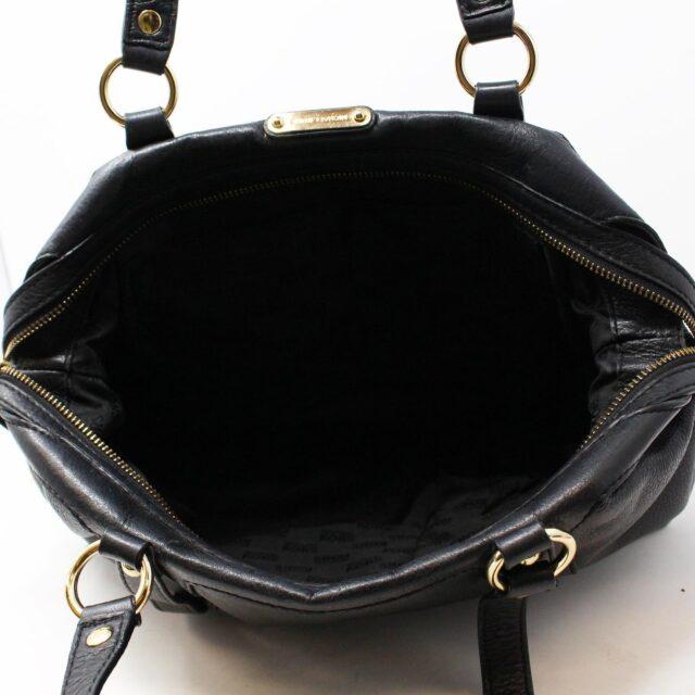 MICHAEL KORS Black Leather Handbag 27905 5