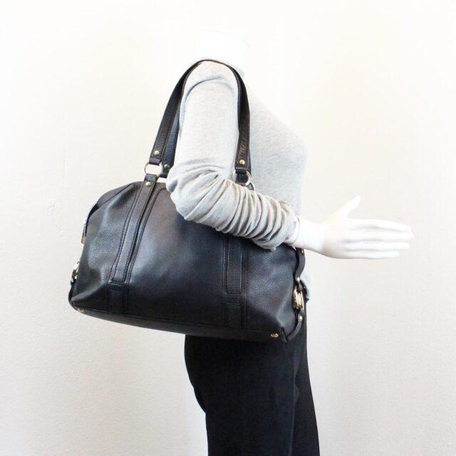 MICHAEL KORS Black Leather Handbag 27905 6