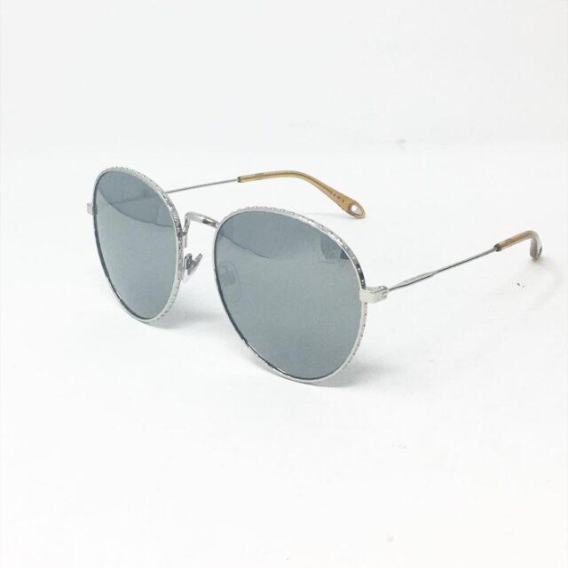 GIVENCHY Black Aviator Sunglasses 28333 1