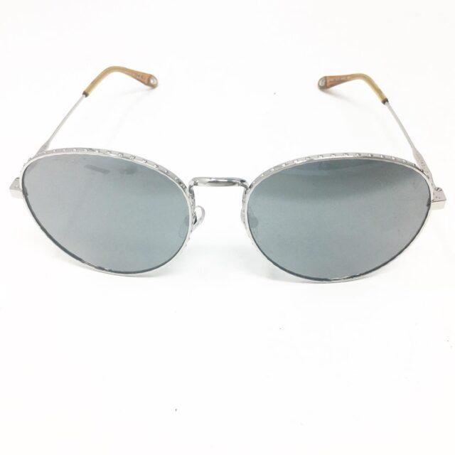 GIVENCHY Black Aviator Sunglasses 28333 6