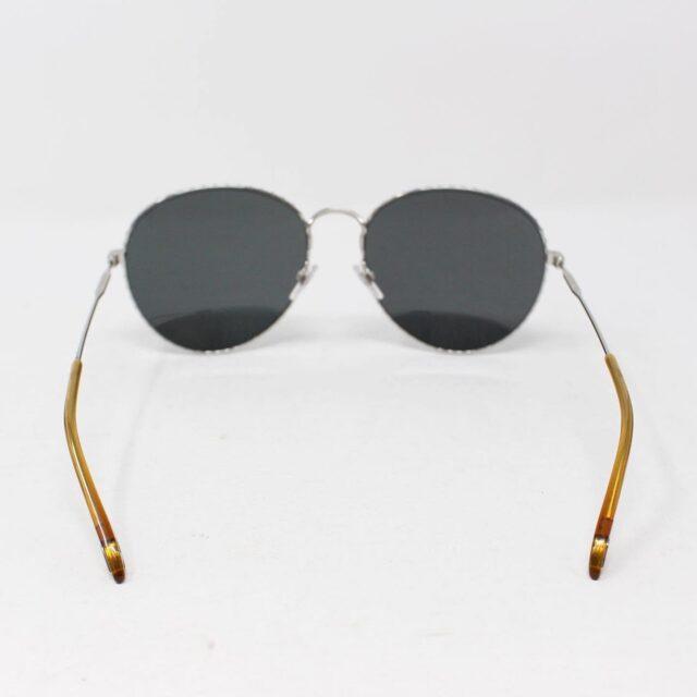 GIVENCHY Black Aviator Sunglasses 28333 7
