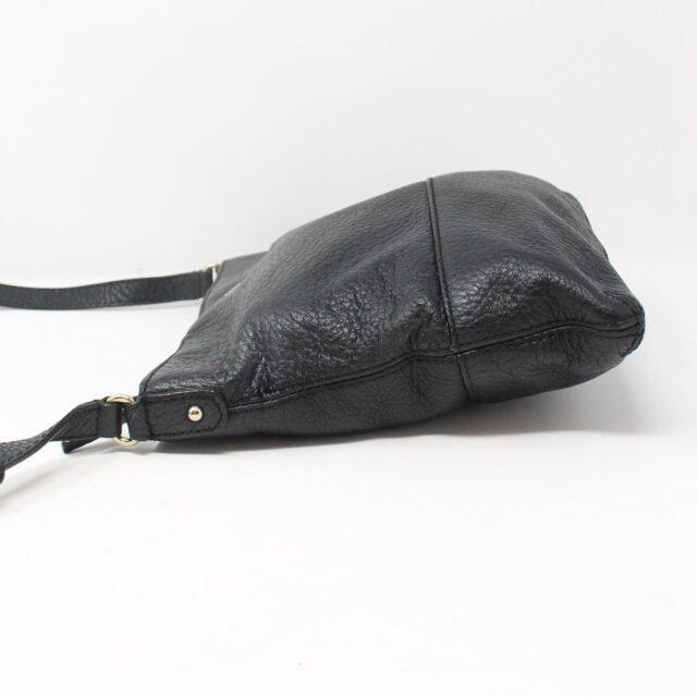 KATE SPADE Black Leather Crossbody 28026 3