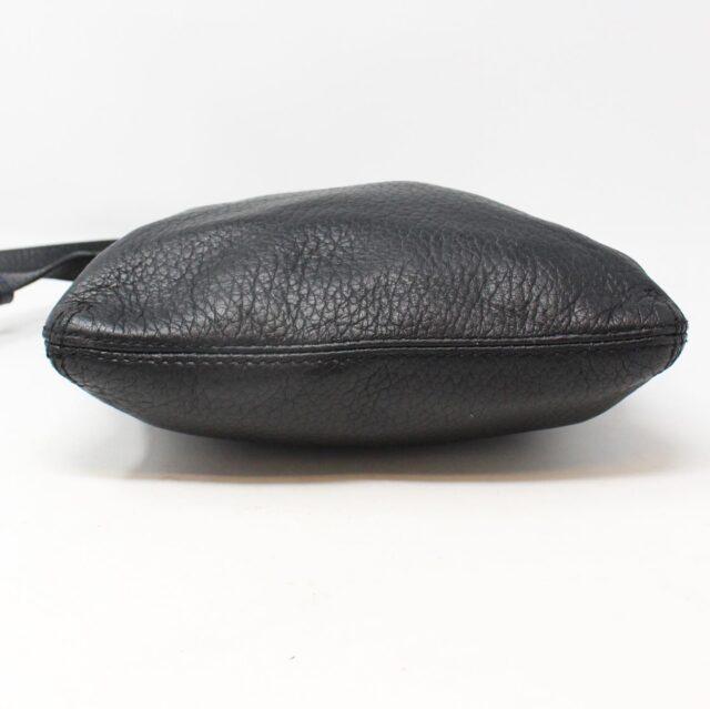 KATE SPADE Black Leather Crossbody 28026 4