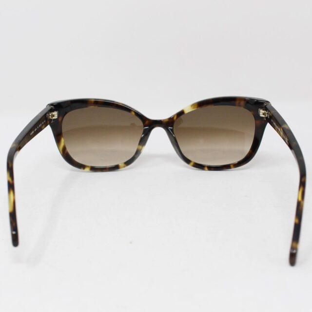 KATE SPADE Brown Tortoise Sunglasses 28115 4