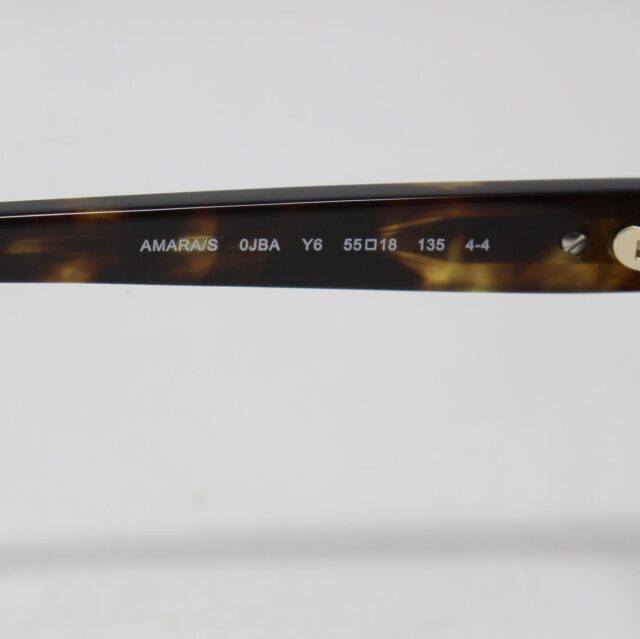 KATE SPADE Brown Tortoise Sunglasses 28115 6