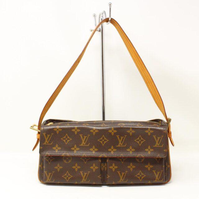 LOUIS VUITTON Viva Cite Monogram Canvas Handbag 28401 1