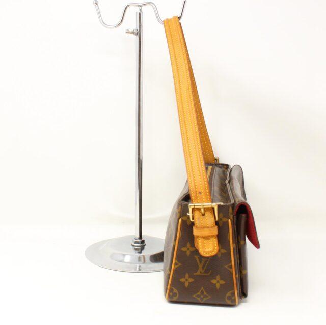 LOUIS VUITTON Viva Cite Monogram Canvas Handbag 28401 2