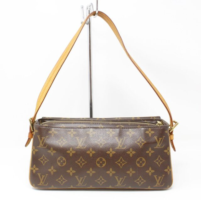 LOUIS VUITTON Viva Cite Monogram Canvas Handbag 28401 3