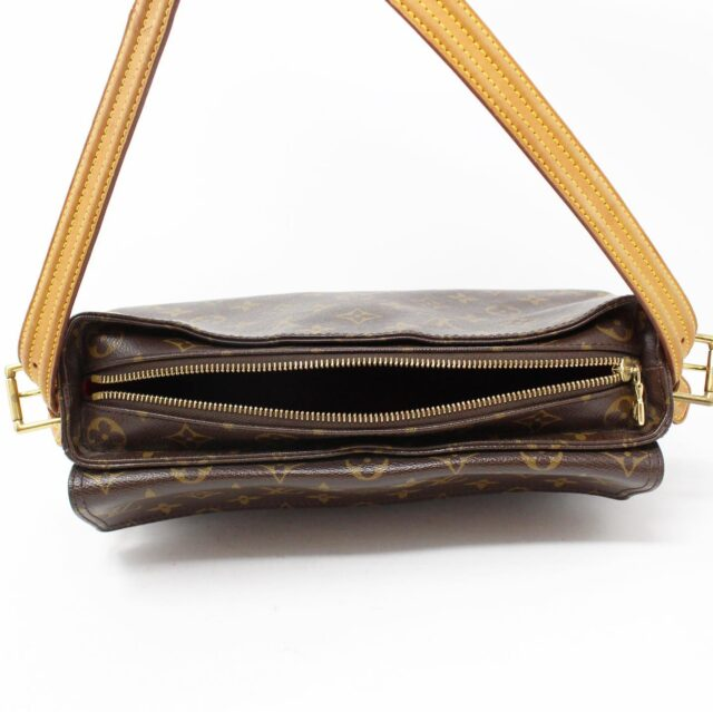 LOUIS VUITTON Viva Cite Monogram Canvas Handbag 28401 7