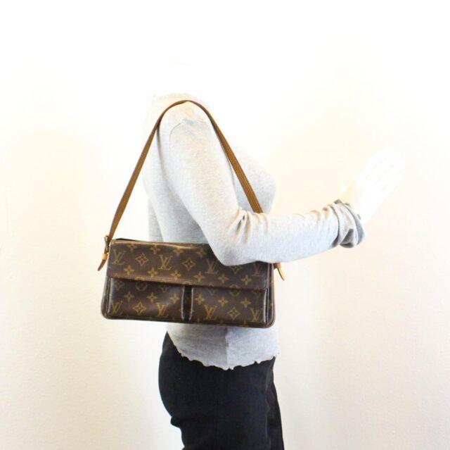 LOUIS VUITTON Viva Cite Monogram Canvas Handbag 28401 8