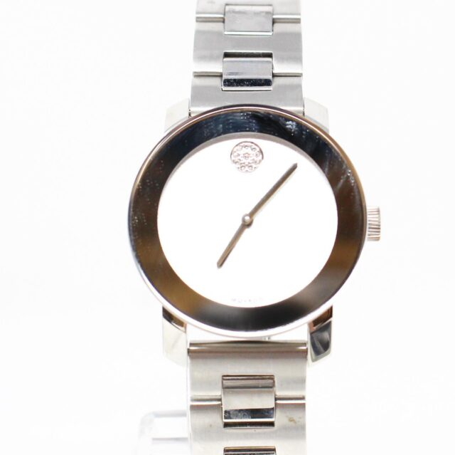 MOVADO Stainless Steel Watch 25531 1
