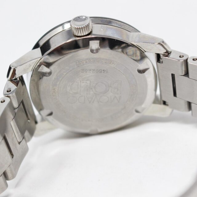 MOVADO Stainless Steel Watch 25531 3