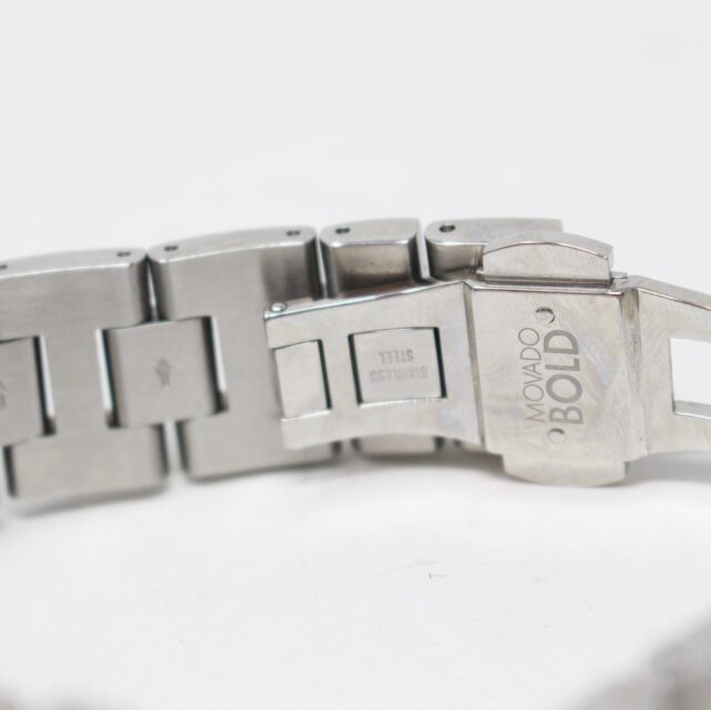 MOVADO Stainless Steel Watch 25531 4