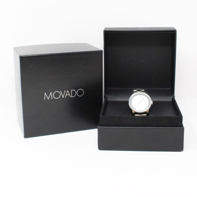 MOVADO Stainless Steel Watch 25531 5
