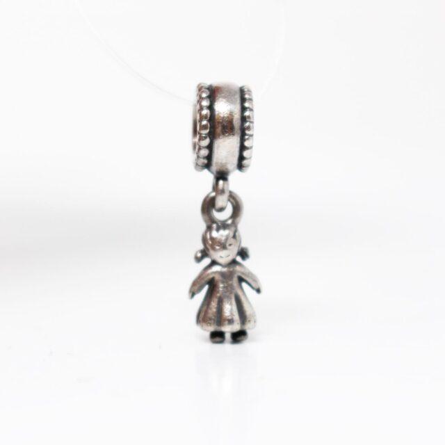PANDORA Sterling Silver Girl Charm 16040 1