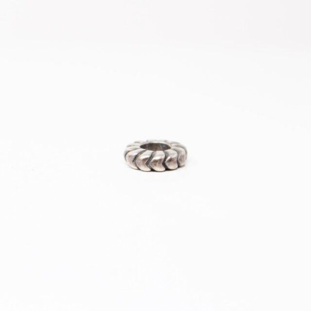 PANDORA Sterling Silver Small Heart Clip 13499 1