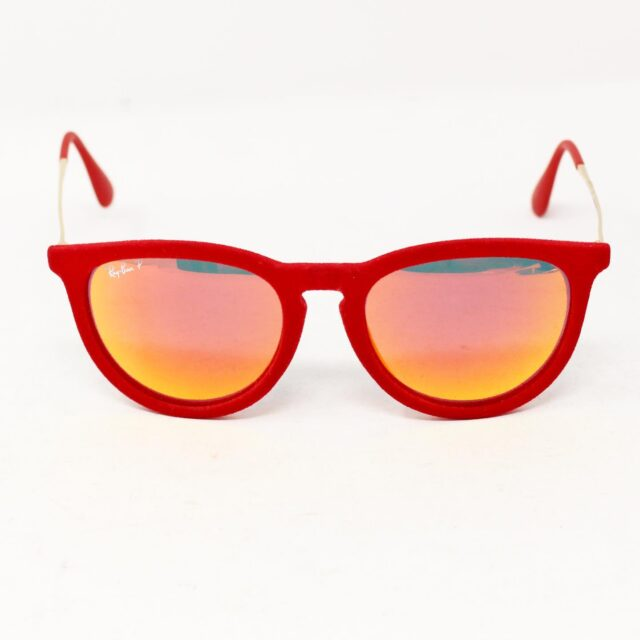 RAY BAN Red Velvet Erick Polarized Sunglasses 28614 6
