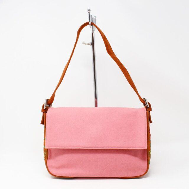 RENAUD PELLEGRINO Embroidered Floral Handbag 27546 1