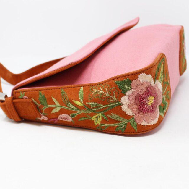 RENAUD PELLEGRINO Embroidered Floral Handbag 27546 5