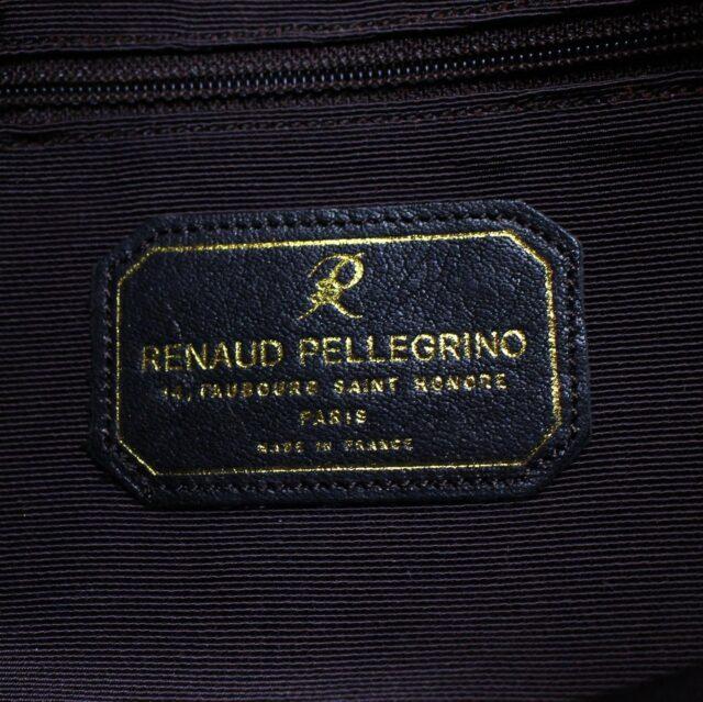 RENAUD PELLEGRINO Embroidered Floral Handbag 27546 7