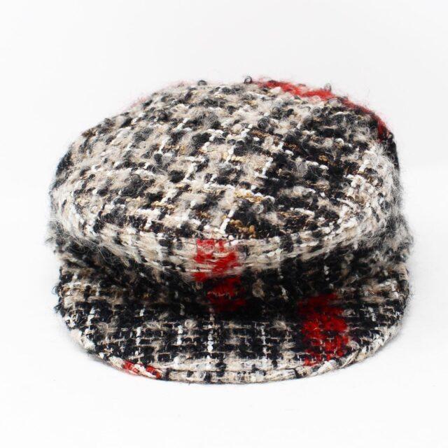 Burberry Tan Check Hat 10344 1