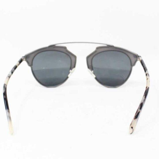 CHRISTIAN DIOR Animal Print Sunglasses 8146 6