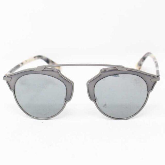 CHRISTIAN DIOR Animal Print Sunglasses 8146 7