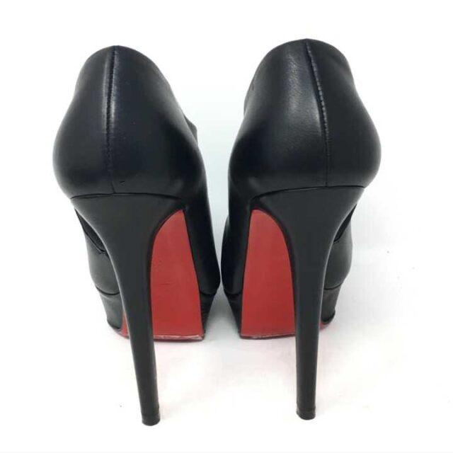 CHRISTIAN LOUBOUTIN Miss Ankle Boots Heels US 5.5 EU 35.5 29023 2