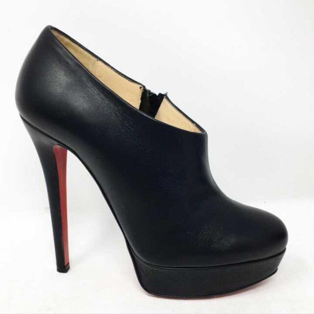 CHRISTIAN LOUBOUTIN Miss Ankle Boots Heels US 5.5 EU 35.5 29023 4