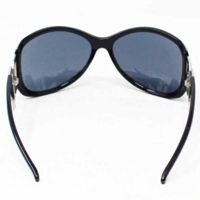 DOLCEGABBANA Black Round Sunglasses 5744 6