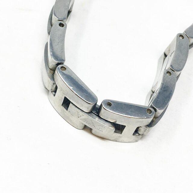EMPORIO ARMANI Silver Tone Watch 19145 3